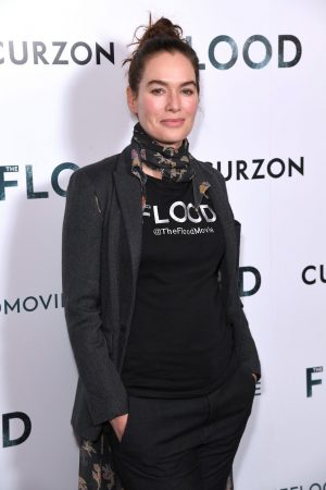 "Lena Headey arrives ""The Flood"" Special Screening in London 2019/06/14 5"