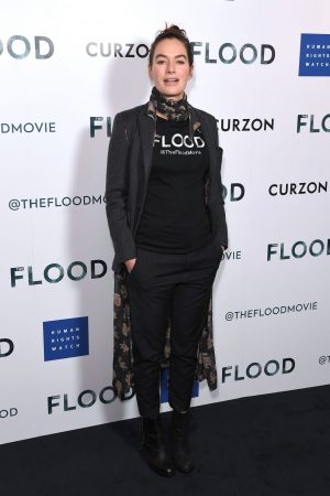 "Lena Headey arrives ""The Flood"" Special Screening in London 2019/06/14 7"