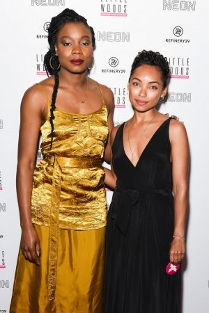 """Logan Browning attends Premiere of """"Little Woods"""" in Los Angeles 2019/04/01 2"""