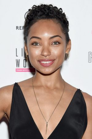 """Logan Browning attends Premiere of """"Little Woods"""" in Los Angeles 2019/04/01 10"""