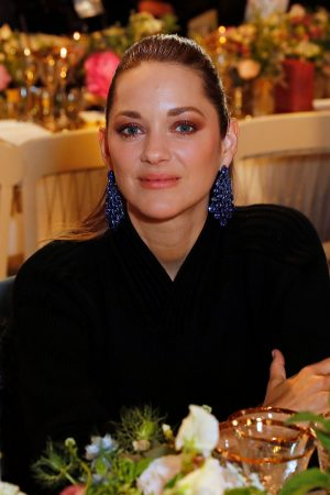 Marion Cotillard attends Chopard Bond Street Boutique Reopening 2019/ 1