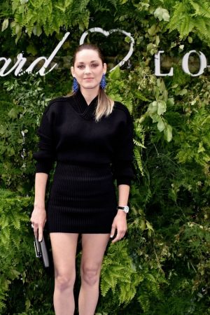 Marion Cotillard attends Chopard Bond Street Boutique Reopening 2019/ 3