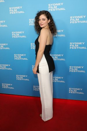 "Megan Hajjar arrives ""Standing Up for Sunny"" Premiere at 66th Sydney Film Festival 2019/06/12 3"
