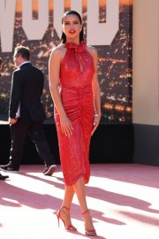 """Adriana Lima attends Sony Pictures """"Once Upon A Time...In Hollywood"""" Premiere in Los Angeles 2019/07/22 4"""