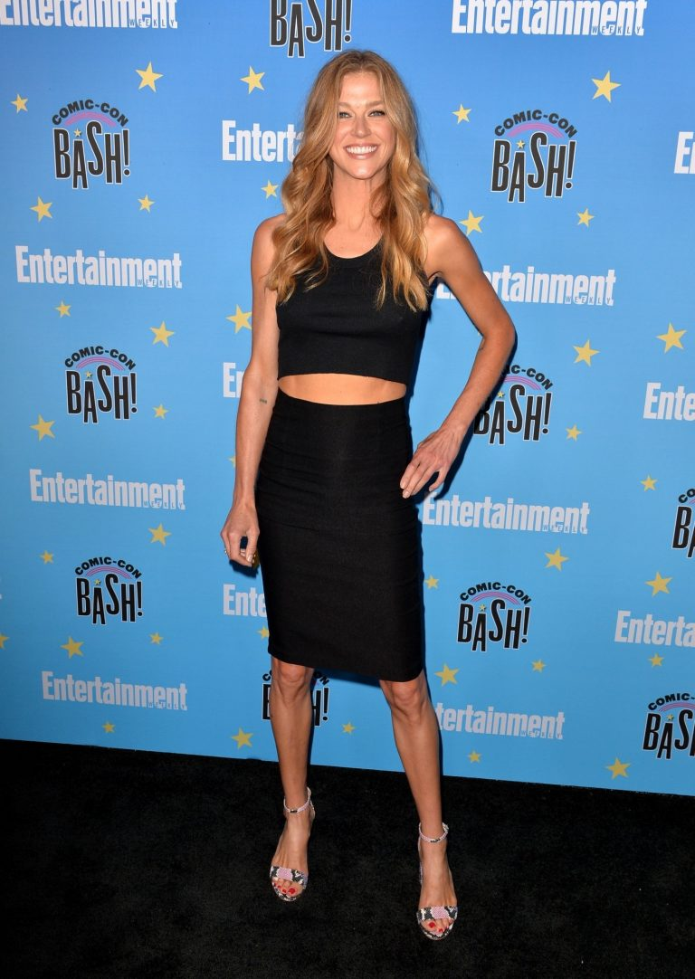 Adrianne Palicki attends Entertainment Weekly Comic-Con Celebration at Hard Rock Hotel San Diego 2019/07/20 6