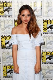 """Aimee Carrero attends """"She-Ra and the Princesses of Power"""" at 2019 Comic-Con International 2019/07/19 1"""