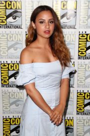 """Aimee Carrero attends """"She-Ra and the Princesses of Power"""" at 2019 Comic-Con International 2019/07/19 2"""