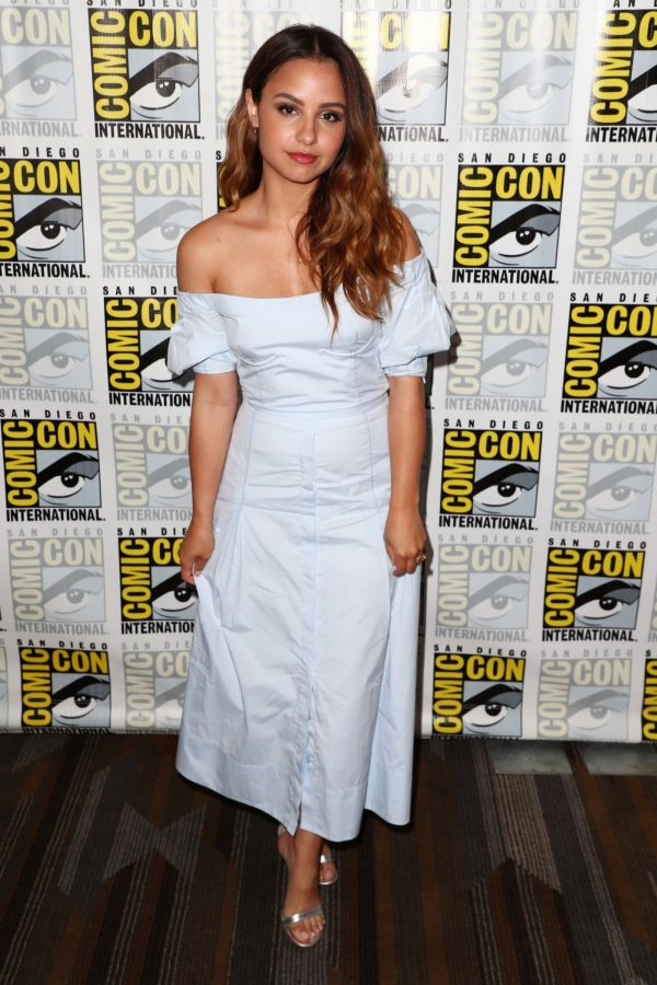 "Aimee Carrero attends ""She-Ra and the Princesses of Power"" at 2019 Comic-Con International 2019/07/19 4"