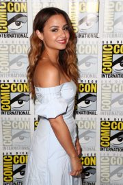 """Aimee Carrero attends """"She-Ra and the Princesses of Power"""" at 2019 Comic-Con International 2019/07/19 5"""