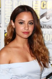 """Aimee Carrero attends """"She-Ra and the Princesses of Power"""" at 2019 Comic-Con International 2019/07/19 6"""
