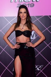 Alessandra Ambrosio at the MTV Millennial Awards in Sao Paulo 2019/07/03 2