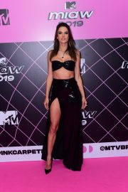 Alessandra Ambrosio at the MTV Millennial Awards in Sao Paulo 2019/07/03 3