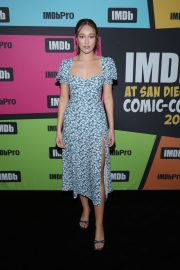 Alycia Debnam-Carey attends AMC's Headquarters at Comic Con 2019 in San Diego 2019/07/19 11