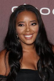 Angela Simmons attends 4th Annual Sports Illustrated Fashionable 50 Party in Los Angeles 2019/07/18 4