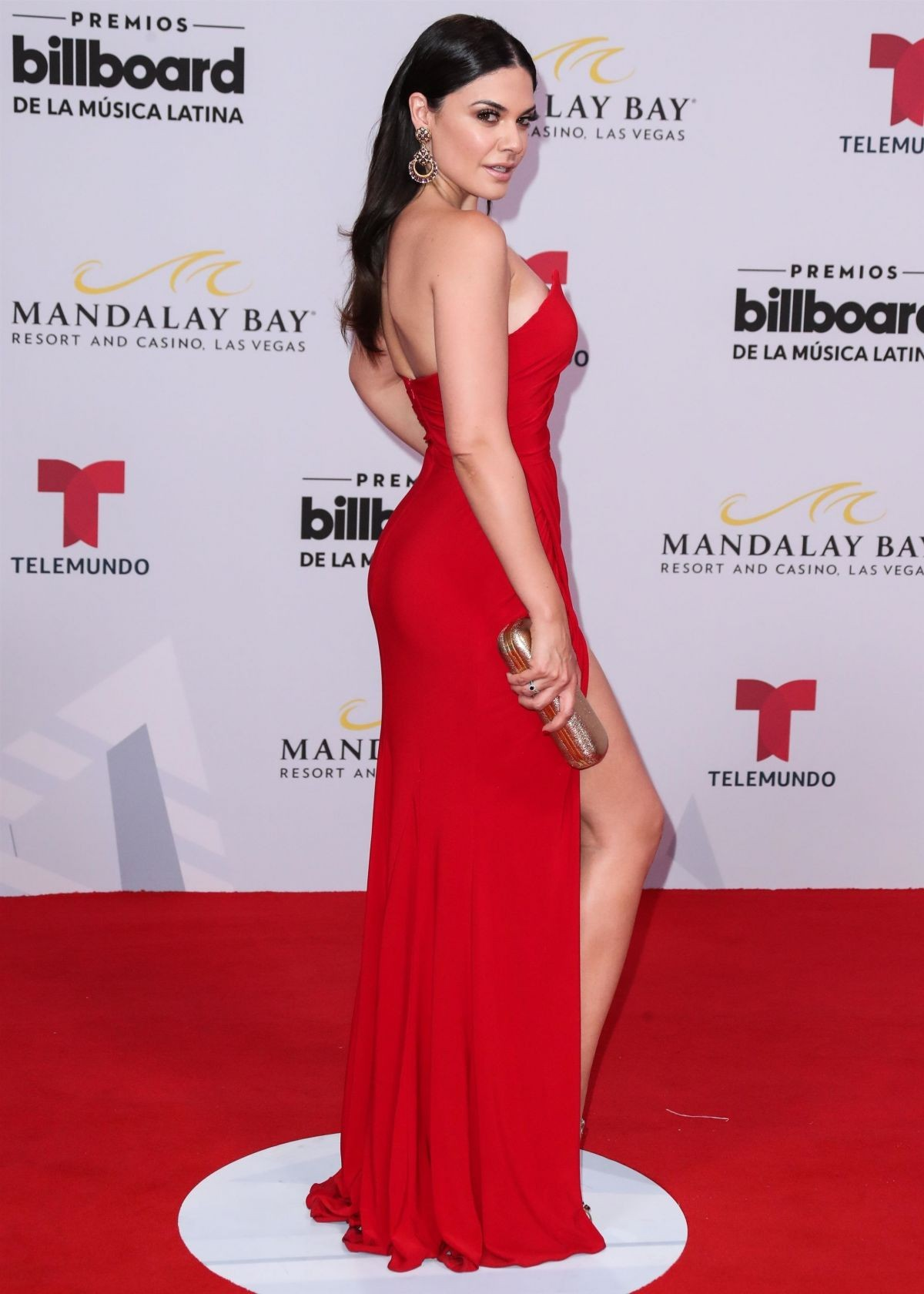 Angelica Celaya En Bikini angelica celaya attends 2019 billboard latin music awards in