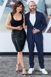 """Angelica Celaya attends """"Hobbs & Shaw"""" World Premiere at the Dolby Theatre in Hollywood 2019/07/13 2"""