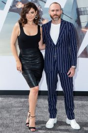 """Angelica Celaya attends """"Hobbs & Shaw"""" World Premiere at the Dolby Theatre in Hollywood 2019/07/13 3"""