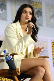 """Anya Chalotra attends 2019 Comic-Con International - """"The Witcher"""": A Netflix Original Series Panel 2019/07/19 7"""