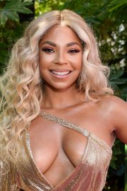 Ashanti attends PrettyLittleThing x Ashanti Launch Party in Los Angeles 2019/06/30 3