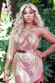 Ashanti attends PrettyLittleThing x Ashanti Launch Party in Los Angeles 2019/06/30 9