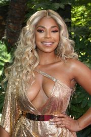 Ashanti attends PrettyLittleThing x Ashanti Launch Party in Los Angeles 2019/06/30 14