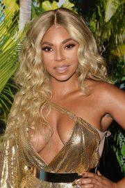 Ashanti attends PrettyLittleThing x Ashanti Launch Party in Los Angeles 2019/06/30 25