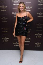 Ashley James attends Magnum Pleasure Store Launch in London 2019/07/10 6