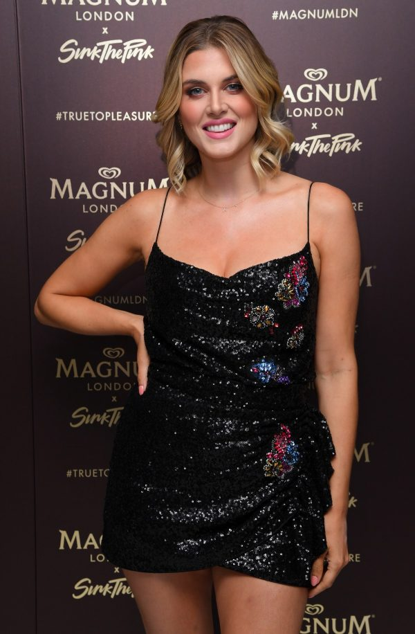Ashley James attends Magnum Pleasure Store Launch in London 2019/07/10 9