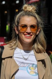 Ashley Roberts Leaves Global Radio After Heart FM Breakfast Show in London 2019/06/27 4