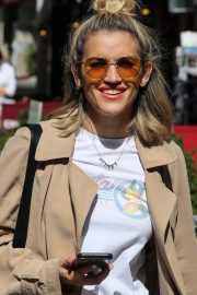 Ashley Roberts Leaves Global Radio After Heart FM Breakfast Show in London 2019/06/27 8