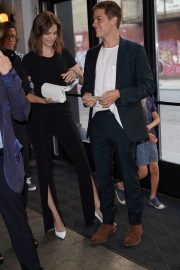 "Barbara Palvin and Dylan Sprouse attends Special Screening of ""The Farewell"" in New York 2019/07/08 1"