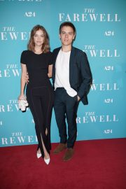 "Barbara Palvin and Dylan Sprouse attends Special Screening of ""The Farewell"" in New York 2019/07/08 3"