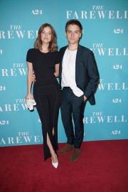 "Barbara Palvin and Dylan Sprouse attends Special Screening of ""The Farewell"" in New York 2019/07/08 4"