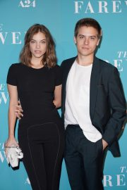 "Barbara Palvin and Dylan Sprouse attends Special Screening of ""The Farewell"" in New York 2019/07/08 5"