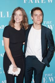"Barbara Palvin and Dylan Sprouse attends Special Screening of ""The Farewell"" in New York 2019/07/08 8"