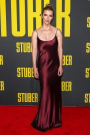 Betty Gilpin attends Stuber LA Premiere in Los Angeles, California 2019/07/10 3