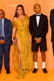 Beyonce and Jay-Z attends Disney's The Lion King European Premiere in Leicester Square, London 2019/07/14 25