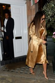 Beyonce and Jay-Z Leaves at Harry's Bar in London 2019/07/14 1