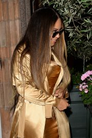 Beyonce and Jay-Z Leaves at Harry's Bar in London 2019/07/14 2