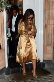 Beyonce and Jay-Z Leaves at Harry's Bar in London 2019/07/14 5