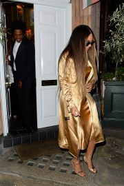 Beyonce and Jay-Z Leaves at Harry's Bar in London 2019/07/14 9