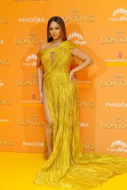 Beyonce attends Disney's The Lion King European Premiere in Leicester Square, London 2019/07/14 19