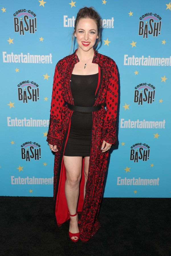 Brittany Curran attends Entertainment Weekly Party at Comic-con in San Diego 2019/07/20 3