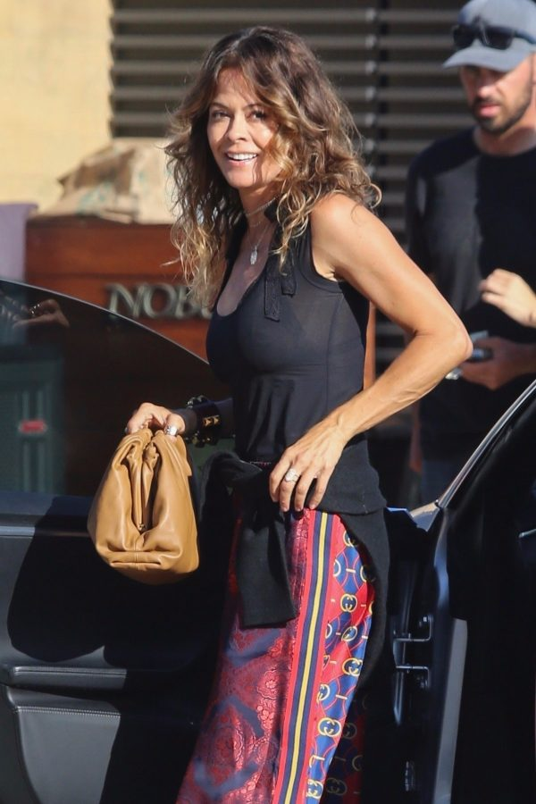 Brooke Burke arrives at Nobu Restaurants in Malibu 2019/07/11 9