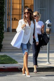 Brooke Burke Shopping Out in West Hollywood 2019/07/09 2