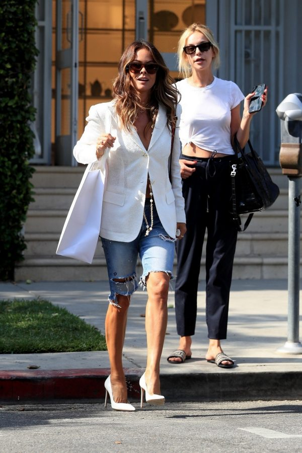 Brooke Burke Shopping Out in West Hollywood 2019/07/09 8
