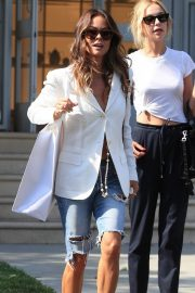 Brooke Burke Shopping Out in West Hollywood 2019/07/09 10