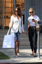 Brooke Burke Shopping Out in West Hollywood 2019/07/09 11