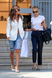 Brooke Burke Shopping Out in West Hollywood 2019/07/09 12