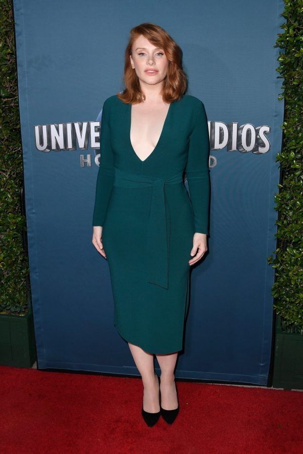 "Bryce Dallas Howard attends ""Jurassic World-The Ride"" Grand Opening at Universal Studios Hollywood 2019/07/22 5"
